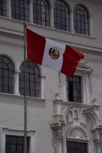 Peru Flag !