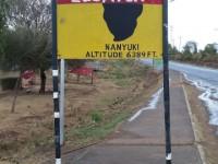 The Equator, Kenia